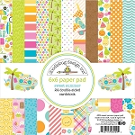Sweet Summer 6x6 Paper Pad