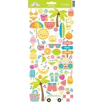 Sweet Summer Icons Stickers