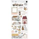 Auburn Lane Accent Stickers