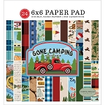 Gone Camping 6x6 Paper Pad