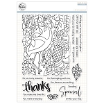Let's Flamingle Stamp Set