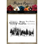Winter Tree Stamp Set