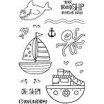 Oh Ship! Stamp Set