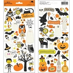 Spooky Boo Stickers