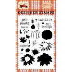 Fall Break Gather Stamp Set