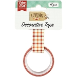 Celebrate Autumn Gingham Washi Tape