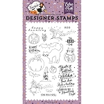 Bewitched Ghosts & Goblins Stamp Set