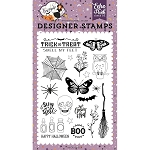 Bewitched Stay For A Spell Stamp Set