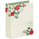 Merry & Bright Snap! 6x8 Binder