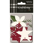 Winterberry Journaling Card