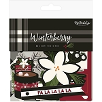 Winterberry Mixed Bag Die Cuts
