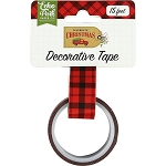 Celebrate Christmas Plaid Washi Tape