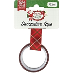 Merry and Bright Merry Plaid Washi Tape