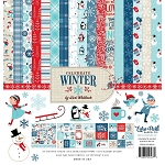 Celebrate Winter 12x12 Collection Kit