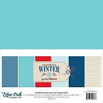 Celebrate Winter 12x12 Solid Pack