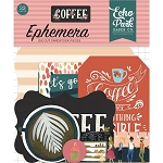 Coffee Icons Ephemera