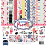 I Am Mom 12x12 Collection Kit
