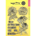 Bouquet Builder Stamp Set