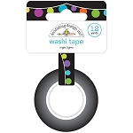Pumpkin Party Night Lights Washi Tape