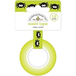 Pumpkin Party Creepy Crawlies Washi Tape