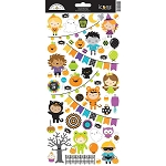 Pumpkin Party Icons Stickers