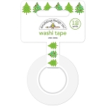 Christmas Town Wee Trees Washi Tape