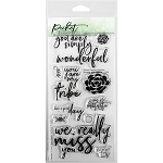 Simply Wonderful Stamp Set