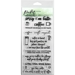 Coffee In Hand Stamp Set