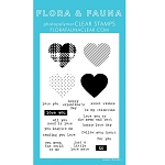 Love Word Party Stamp Set