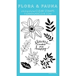 Happy Flowers Stamp Set