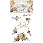 Tell The Bees Stamp Set