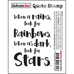 Look For Stars Stamp