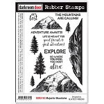 Majestic Mountains Stamp Set