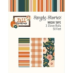 Fall Farmhouse Washi Tape