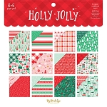 Holly Jolly 6x6 Paper Pad