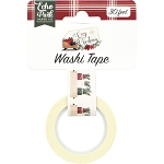A Cozy Christmas Holiday Jars Washi Tape