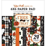 Trick or Treat 6x6 Paper Pad