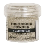 Flurries Embossing Powder