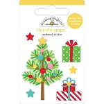 Christmas Magic Trim The Tree Doodle Pops