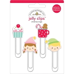 Christmas Magic Jelly Clips