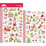 Christmas Magic Mini Icons Stickers
