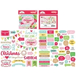 Christmas Magic Chit Chat Die Cuts