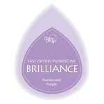 Brilliance Dew Drops Pearlescent Purple