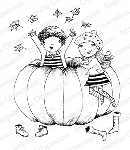Pumpkin Surprise Stamp