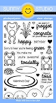 Froggy Friends Stamp Set