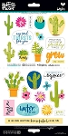 Prickly Times Stickers