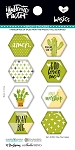 Hexi Epoxy Stickers Olive You