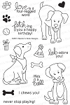 Fetching Friendship Stamp Set