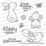 Bitty Bunnies Stamp Set