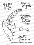 Little Lilies Stamp Set